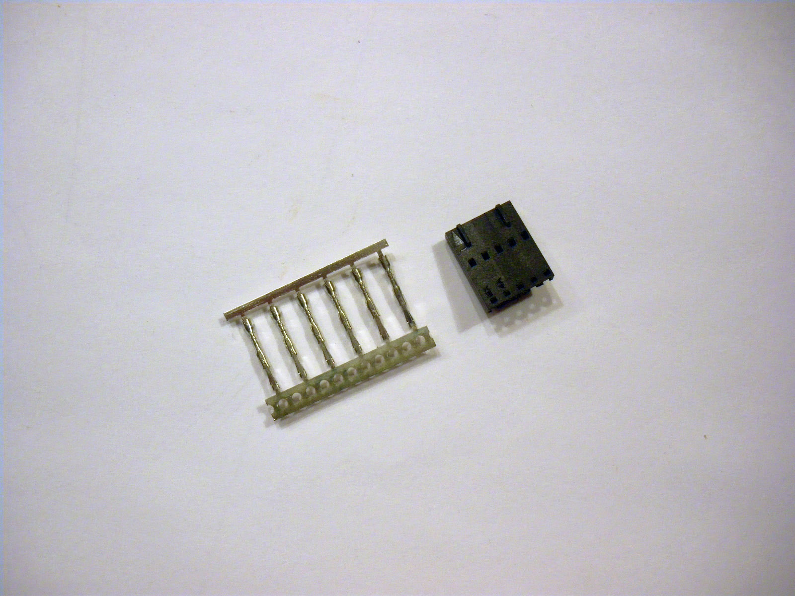 Immersion/Boscam 5pin locking VTX connector kit