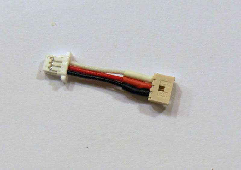 JST-SH Male to Molex Picoblade Female converter