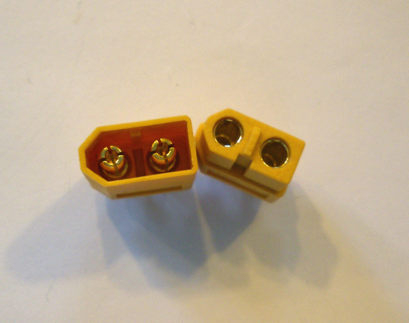 XT-60 Connectors - pair