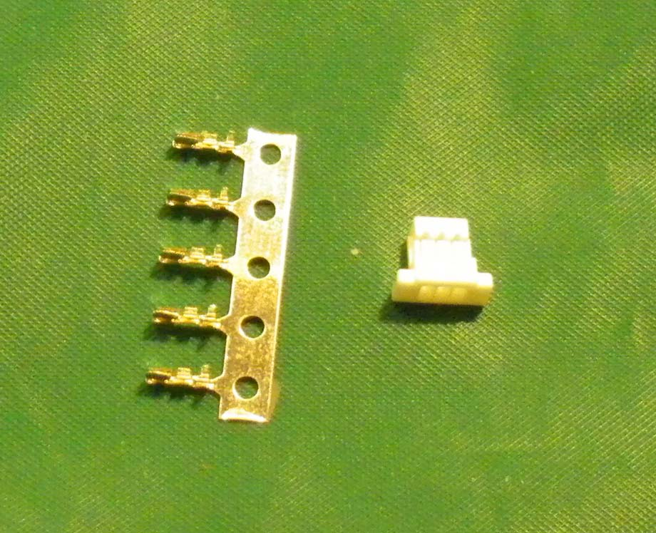 Nano-JST 3-pin kit