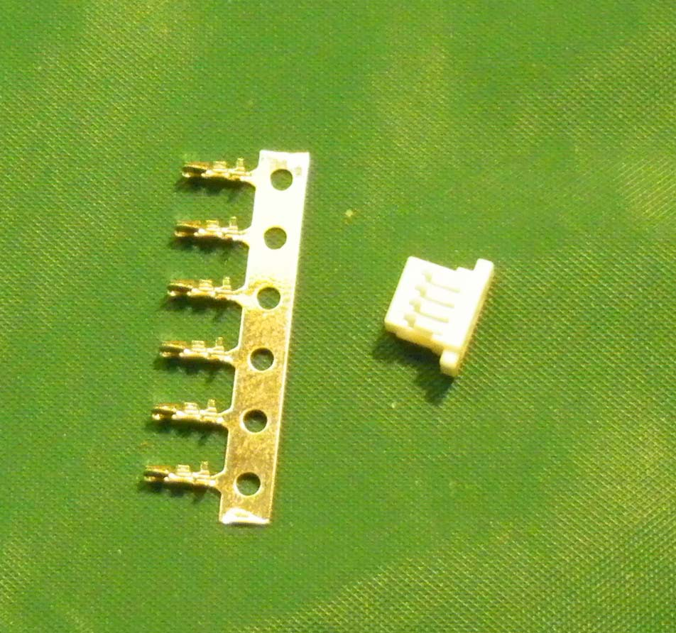 Nano-JST 4-pin kit
